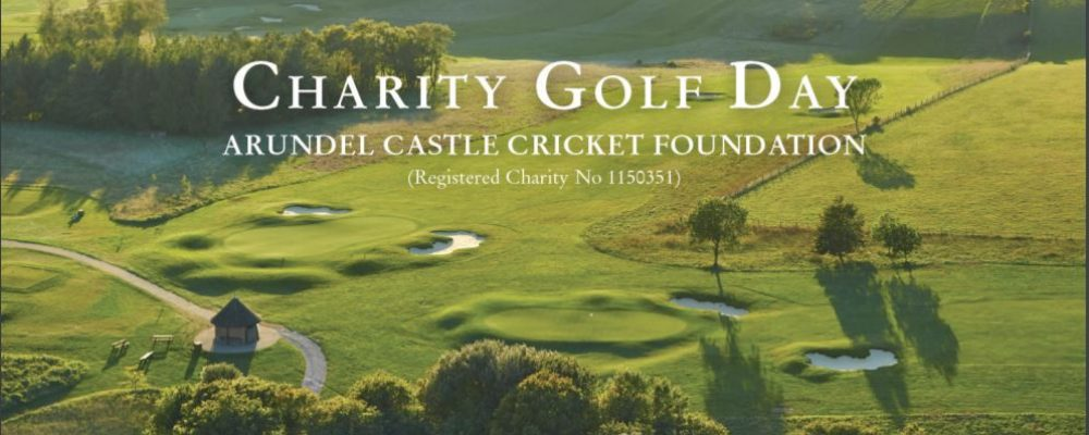 Events - Charity Golf Day